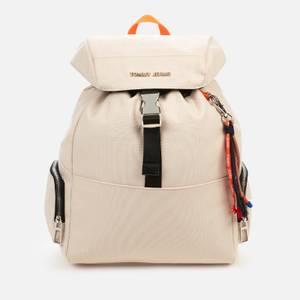 Tommy Jeans Women's Tjw Fashion Backpack Dye - Beige Dye