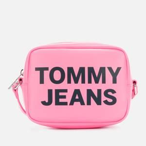 Tommy Jeans Women's Essential Camera Bag - Botanical Pink