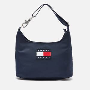 Tommy Jeans Women's Tjw Heritage Shoulder Bag Navy - Twilight Navy
