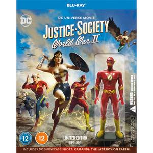Justice Society: World War II with Minifigure