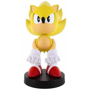 Cable Guys Super Sonic Phone and Controller Holder 8 Inch Statue