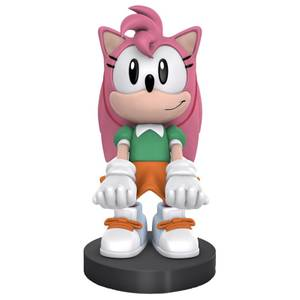 Cable Guys SEGA Sonic The Hedgehog Amy Rose Controller and Smartphone Stand