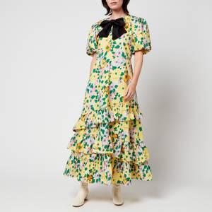Résumé Women's Clemment Dress - Yellow