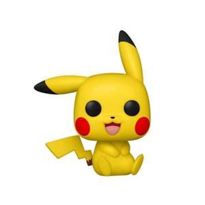 Pokémon Pikachu Sitting Funko Pop! Vinyl