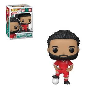 Liverpool FC Mohamed Salah Football Funko Pop! Vinyl