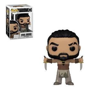 Game of Thrones Khal Drogo con pugnali Funko Pop! Vinyl