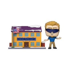 South Park Elementary with Peter Charles Funko Pop! Town