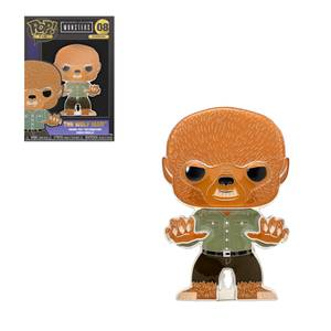 Universal Monsters The Wolfman Funko Pop! Pin