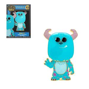 Monsters Inc. Sully Funko Pop! Pin