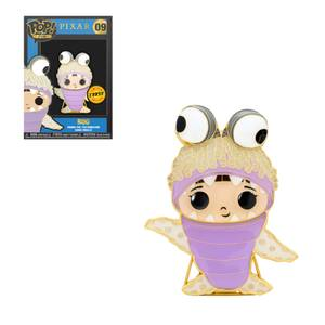 Monsters Inc. Boo in Monster Suit Funko Pop! Pin