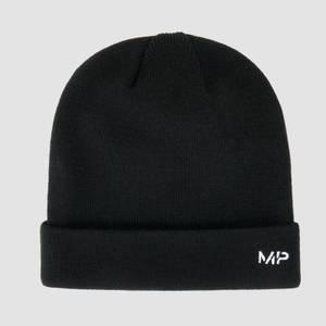MP Beanie Hat - Black/White
