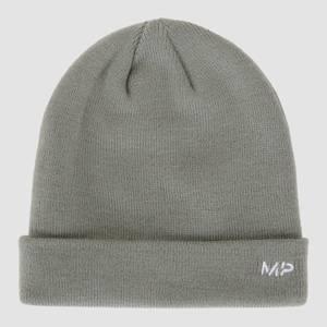 MP Beanie Hat - Storm/White