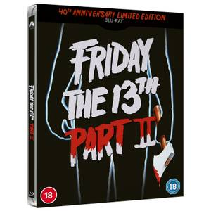 Friday The 13th Part II - Zavvi Exclusive 40th Anniversary Steelbook