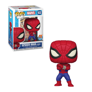 PX Previews Marvel Japanese Spider-Man EXC Funko Pop! Vinyl