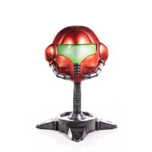 First 4 Figures Metroid Prime Statue Samus Replica Helmet 49 cm