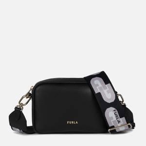 Furla Women's Real Mini Camera Case - Black