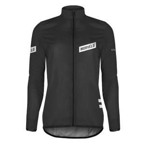 Morvelo Women's Stealth Aegis Packable Windproof Jacket