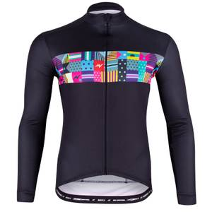 Morvelo Vexil Ltd. Edition Thermoactive Long Sleeve Jersey