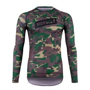 Morvelo Camouflage Long Sleeve Baselayer