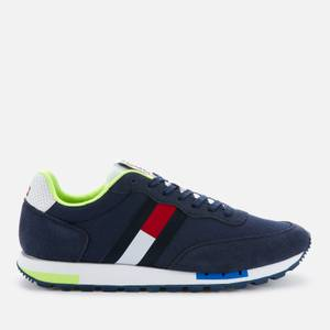 Tommy Jeans Men's Retro Mix Pop Running Style Trainers - Twilight Navy