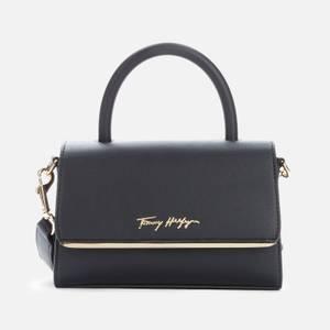 Tommy Hilfiger Women's Tommy Modern Bar Bag Strap - Desert Sky