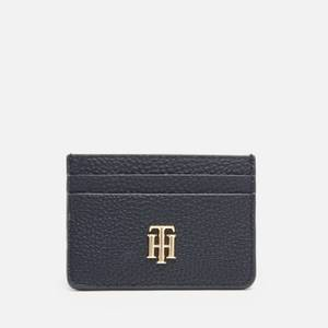 Tommy Hilfiger Women's TH Soft Credit Card Holder - Desert Sky