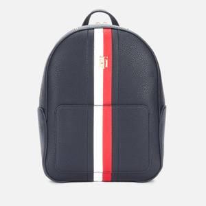 Tommy Hilfiger Women's TH Essence Backpack Corp - Desert Sky