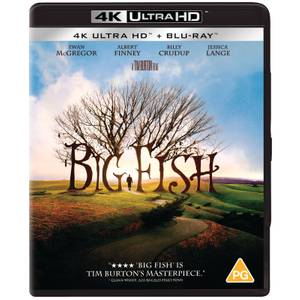 Big Fish - 4K Ultra HD (Includes Blu-ray)