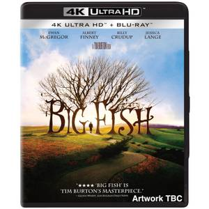 Big Fish - 4K Ultra HD (Includes Blu-ray)