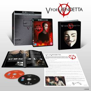 V for Vendetta Ultimate Collector's Edition - 4K Ultra HD