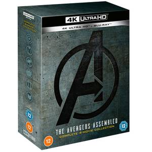 Marvel Studios' Avengers 1-4 - 4K Ultra HD Collection