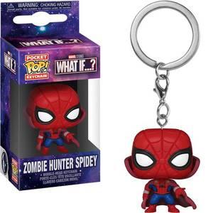 Marvel What If…? Spider-Man Funko Pop! Keychain