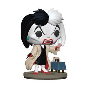 Figurine Pop! Cruella d'Enfer - Disney Villains
