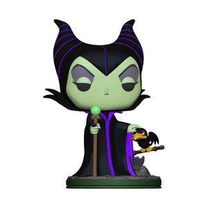 Figurine Pop! Maléfique - Disney Villains