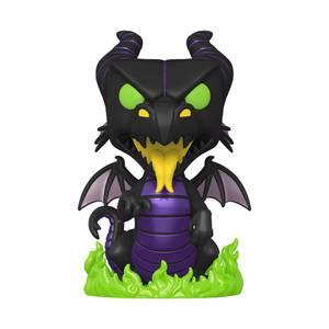 Disney Villains - Maleficent Drago Figura Funko Pop! Vinyl Jumbo