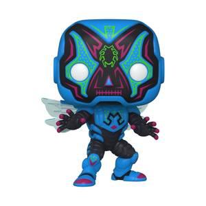 DC Comics Batman Dia De Los DC Blue Beetle Funko Pop! Vinyl