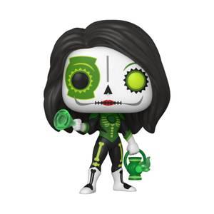 DC Comics Dia De Los DC Green Lantern Jessica Cruz Funko Pop! Vinyl