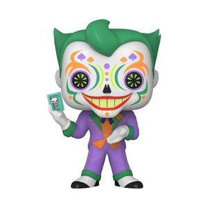 Figurine Pop! Joker - Dia De Los DC