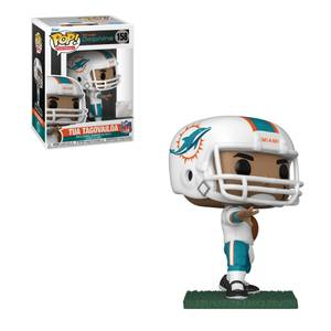 NFL Miami Dolphins Tua Tagovailoa Funko Pop! Vinyl