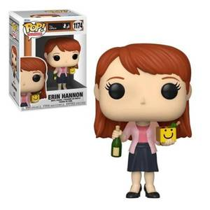 The Office Erin with Happy Box & Champagne Funko Pop! Vinyl