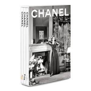 Assouline: Chanel 3 Book Slipcase Set