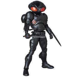Medicom Aquaman MAFEX Action Figure - Black Manta