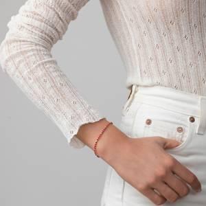 Anni Lu Women's Bundoran Bracelet - Paradise Pink