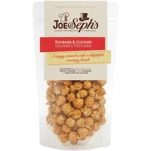 Joe & Seph's Rhubarb & Custard Popcorn Pouch - 120g