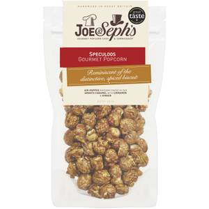 Joe & Seph's Speculoos Popcorn Pouch - 120g
