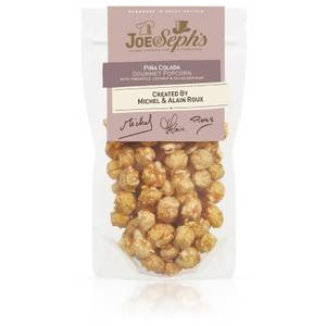 Joe & Seph's Piña Colada Popcorn Pouch - 110g