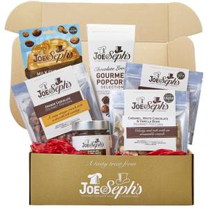 Joe & Seph's Chocolate Lovers' Night In Popcorn Gift Box