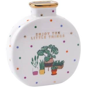 Daydreamer 'Enjoy The Little Things' Bud Vase