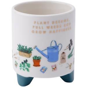 The Potting Shed 'Plant Dreams...' Planter