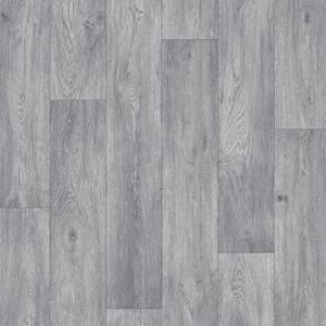 Casper Oak Effect Vinyl Flooring - Grey - 2x2m